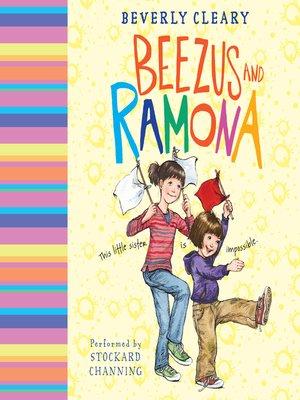 Beverly cleary overdrive rakuten overdrive ebooks audiobooks beezus and ramona fandeluxe Gallery