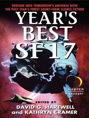 cover image of Year's Best SF 17