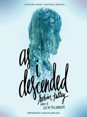 cover image of As I Descended