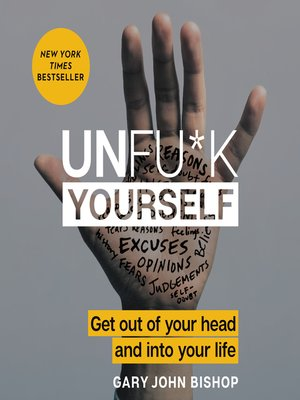 cover image of Unfu*k Yourself