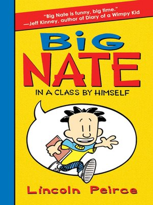 cover image of Big Nate in a Class by Himself