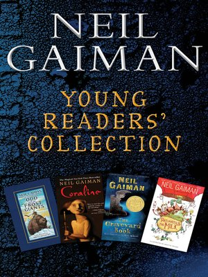 cover image of Neil Gaiman Young Readers' Collection