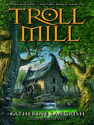 cover image of Troll Mill