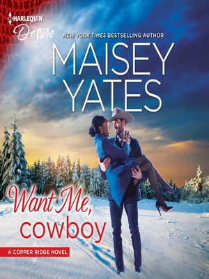 cover image of Want Me, Cowboy