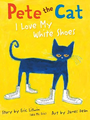 cover image of I Love My White Shoes