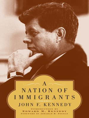 cover image of A Nation of Immigrants