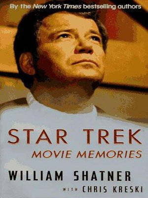 cover image of Star Trek Movie Memories