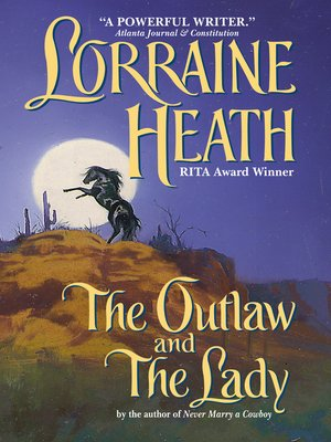 cover image of The Outlaw and the Lady