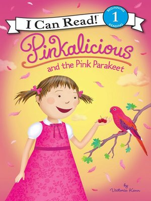 cover image of Pinkalicious and the Pink Parakeet