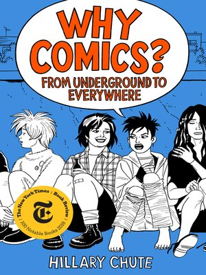 cover image of Why Comics?