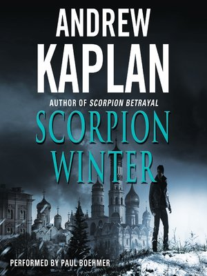 cover image of Scorpion Winter