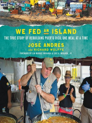 cover image of We Fed an Island