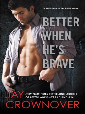 cover image of Better When He's Brave
