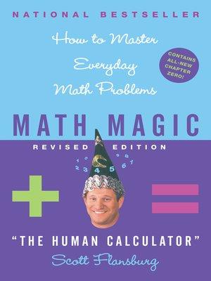 cover image of Math Magic