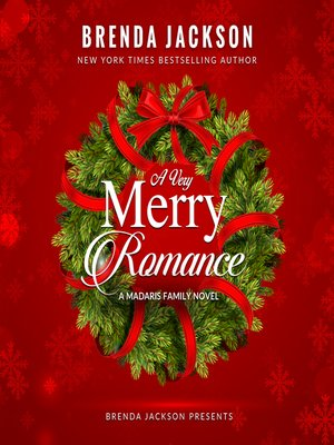 cover image of A Very Merry Romance