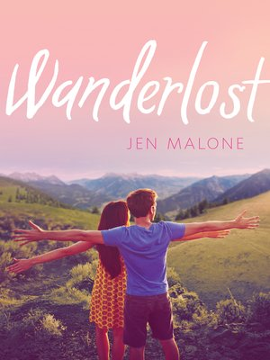 cover image of Wanderlost