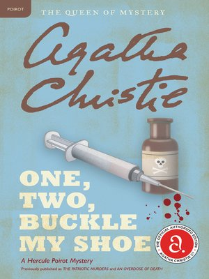 cover image of One, Two, Buckle My Shoe