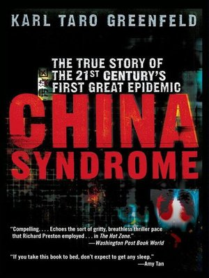 cover image of China Syndrome