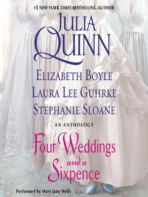 four weddings and a sixpence epub