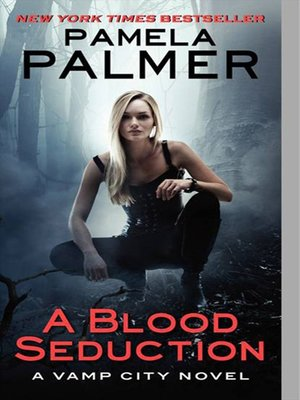 cover image of A Blood Seduction