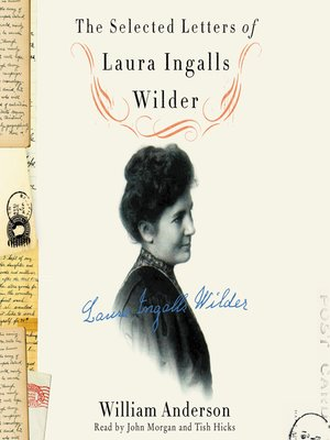 cover image of The Selected Letters of Laura Ingalls Wilder