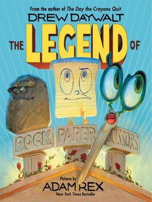 cover image of The Legend of Rock Paper Scissors