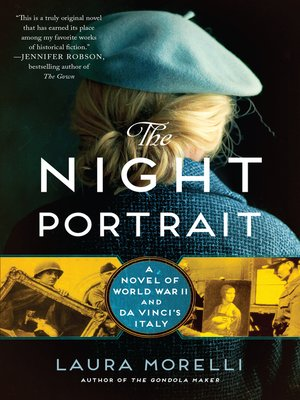 cover image of The Night Portrait