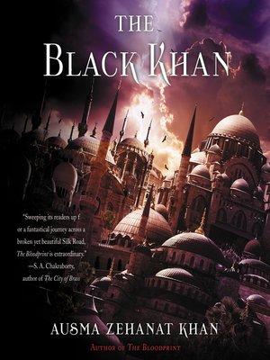 cover image of The Black Khan