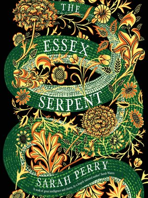 cover image of The Essex Serpent
