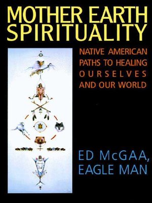 cover image of Mother Earth Spirituality