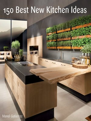 cover image of 150 Best New Kitchen Ideas
