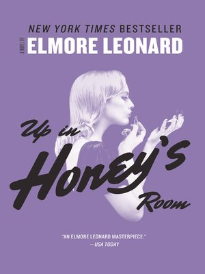 cover image of Up in Honey's Room