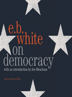cover image of On Democracy