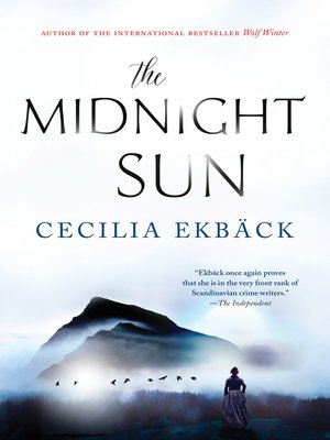 cover image of The Midnight Sun