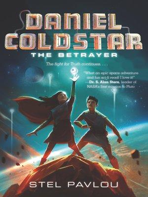 cover image of Daniel Coldstar #2