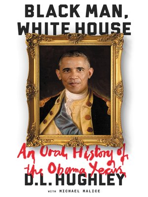 cover image of Black Man, White House