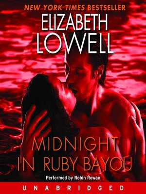 cover image of Midnight in Ruby Bayou