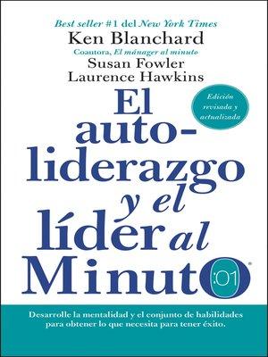 cover image of autoliderazgo y el líder al minuto