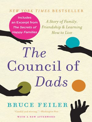 cover image of The Council of Dads with Bonus Material