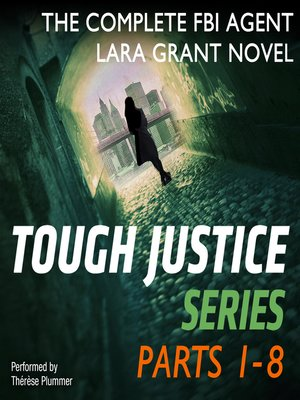 cover image of Tough Justice Series Box Set