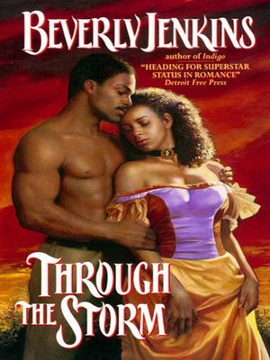 cover image of Through the Storm