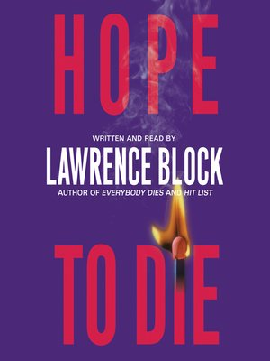 cover image of Hope to Die