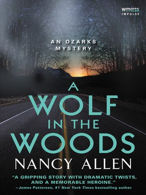 cover image of A Wolf in the Woods