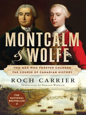 cover image of Montcalm and Wolfe