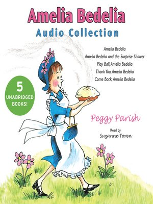 cover image of Amelia Bedelia Audio Collection