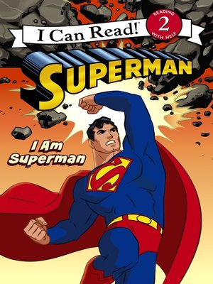 cover image of I Am Superman
