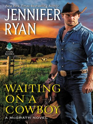 cover image of Waiting on a Cowboy
