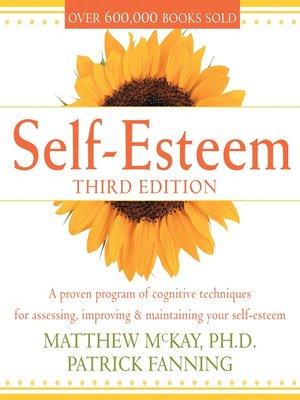 cover image of Self-Esteem, Third Edition