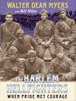 cover image of The Harlem Hellfighters