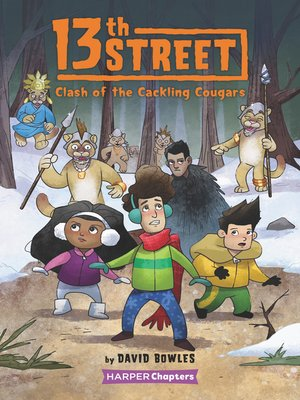 cover image of 13th Street #3